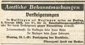 Archiv - Gedenkstättenverbund Gäu-Neckar-Alb